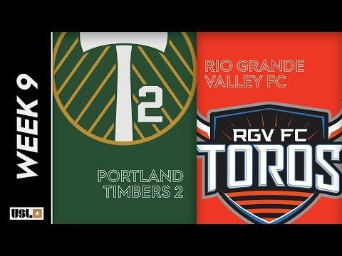 Portland Timbers 2 vs. Rio Grande Valley FC: April 30th, 2019