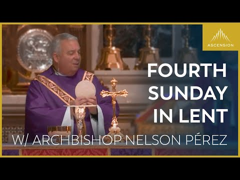 Fourth Sunday in Lent - LIVE Mass from the Archdiocese of Philadelphia