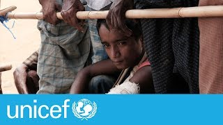 Rohingya Crisis: Mohammed's Story | UNICEF