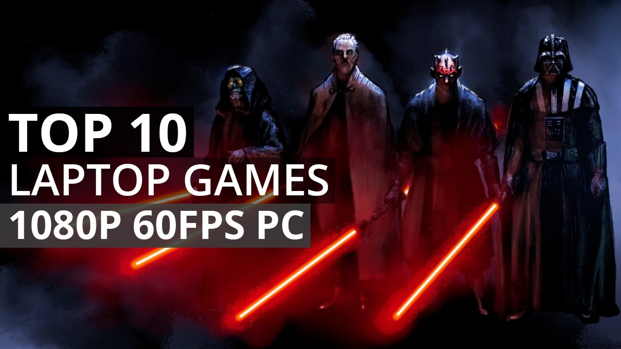 Best laptop games: 10 top low-spec titles that won't melt your machine.