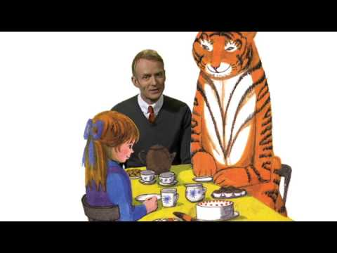 The Tiger Who Came To Tea: Interview With Judith Kerr