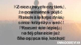 Sylwia Grzeszczak - Sen o Przyszłości (Text)