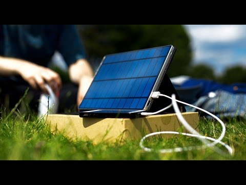 Top 5 Best Portable Solar Charger | Multi-Use Solar Chargers For all Applications for 2017