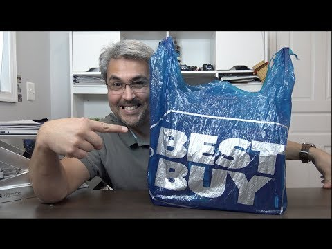 Que compré por Black Friday en Best Buy?