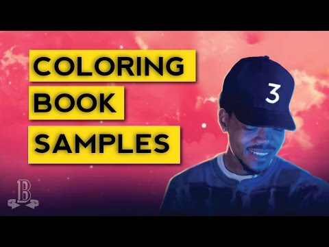 Sample Breakdown: Chance the Rapper's 'Coloring Book'