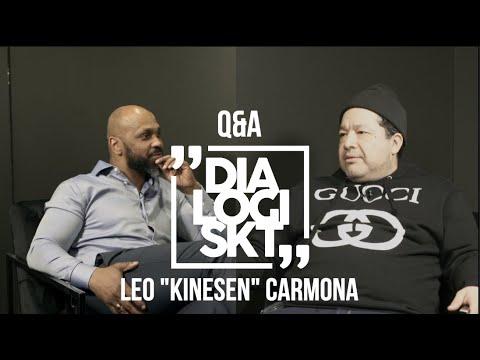 "Download DLGSKT,Special, Leo ""Kinesen"" Carmona, ""REAL RECOGNIZE REAL!"""