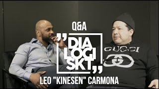 "DLGSKT,Special, Leo ""Kinesen"" Carmona, ""REAL RECOGNIZE REAL!"""
