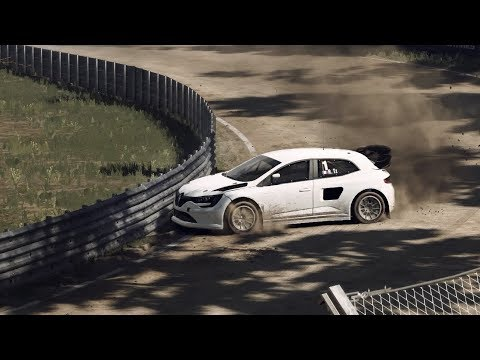 Dirt Rally 2.0 - WRX - Latvia Bikernieki - Setup