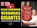 Testigo Paranormal I Oscar Arredondo VERDURAS GIGANTES Y EXTRATERRESTRES EN VALLE DE SANTIAGO