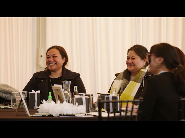 Le Tautua Emerging Leaders 2021 - Leading in times of great change