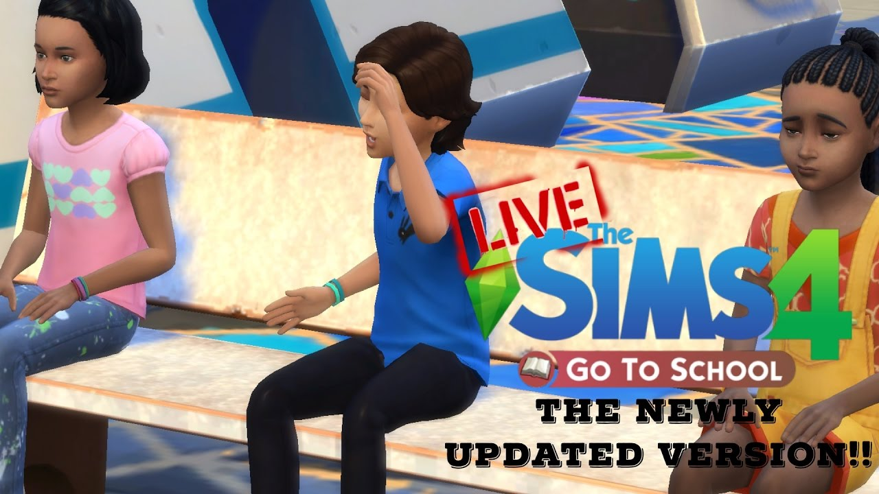 Game mods and other content for The Sims 4! ... For those of you who were  getting world screen errors in Go to School with the latest patch, I've uploaded a  fix:.