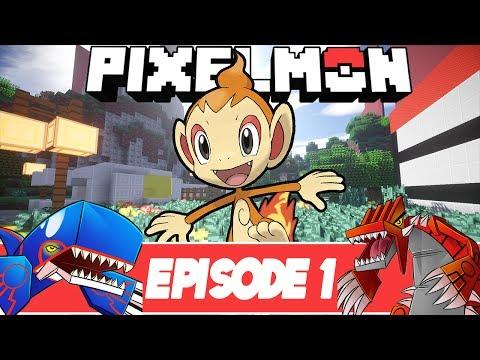 Minecraft: Pixelmon Adventure! (Pixelmon...
