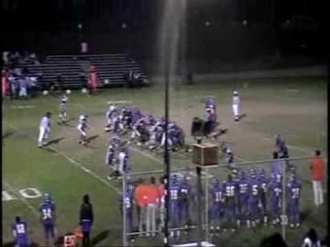 University High School Fall 2009 Football; Offense...