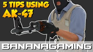 CS:GO - NOOB TO PRO - 5 TIPS AK-47