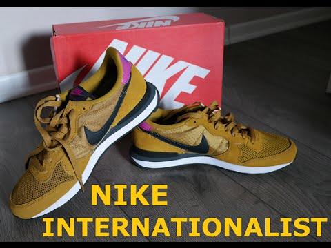 Nike Internationalist Unboxing \u0026 on