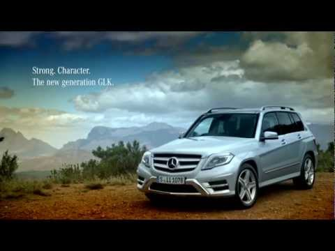 """mercedes-2013-glk-""""strong-character""""-hd-commercial"""
