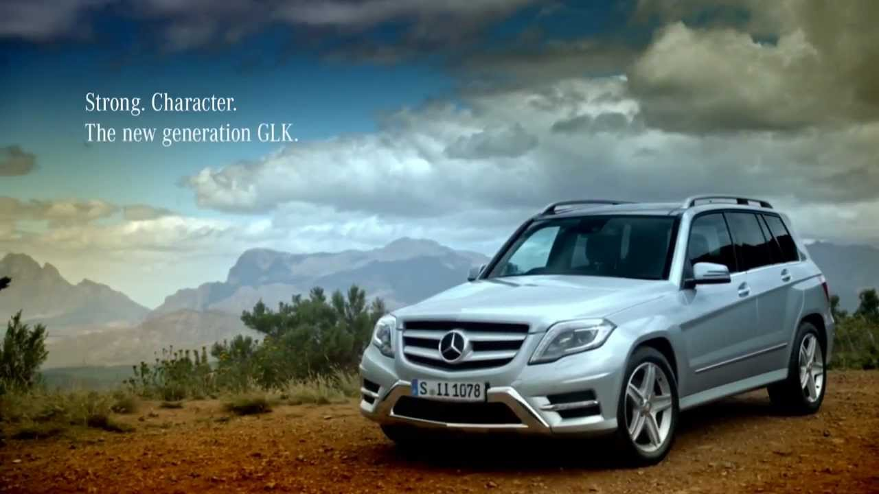 Mercedes 2013 glk strong character hd commercial youtube for Mercedes benz new advert