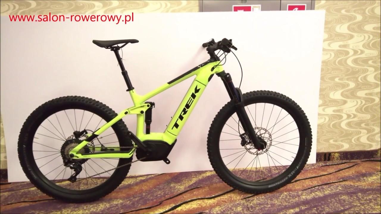 51160730f1d rower Trek Powerfly FS 7 plus 2019 www.salon-rowerowy.pl - YouTube