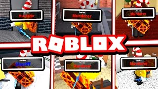 LUCKIEST ROBLOX MURDER MYSTERY 2
