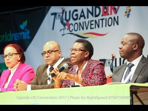 Session: Agribusiness Leaders' Roundtable at the 7th UK-Uganda investment Convention