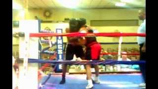 03182012 Center Stage - Larry Blakely VS Shayaa Berry