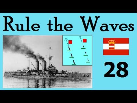 Rule the Waves | Let's Play Austria-Hungary - 28 To Arms!