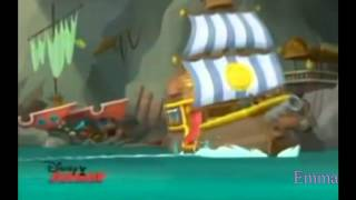 Jake and the Neverland Pirates (Theme Song Backwards)