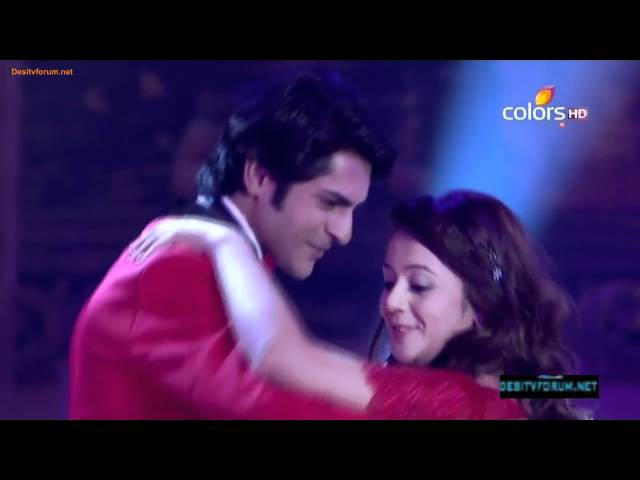 Ashish Kapoor & Priyal Gor Dance Performance @ Indian Telly Awards 2012 HD