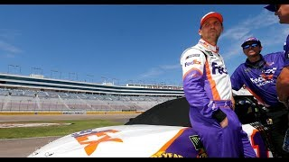 Hamlin: 'Tough' to blame Smithley for Kyle Busch contact | NASCAR at Richmond Raceway