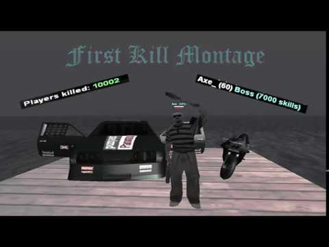 Axe_ 1st Kill Montage