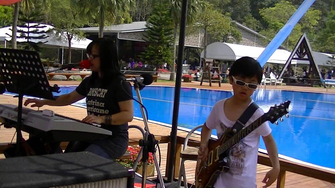 張宇 - 月亮惹的禍 [Guitar cover by 張育程] - 2013 - YouTube