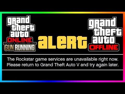GTA ONLINE SERVERS STILL OFFLINE!! - NEW UPDATE TOMORROW? TRIPLE MONEY PAYOUTS FOR GTA 5 DLC & MORE!