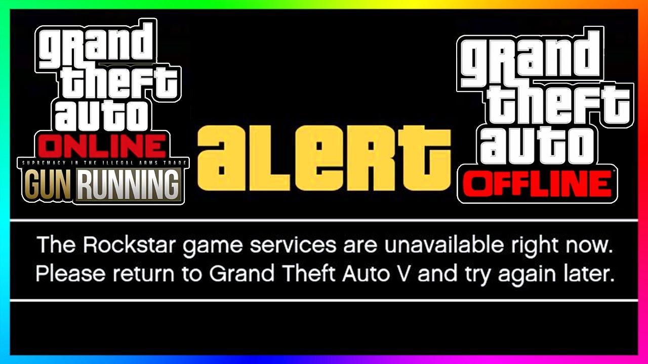 Gta 5 offline update pc