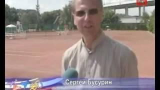 видео Школа большого тенниса: Теннис Лужники