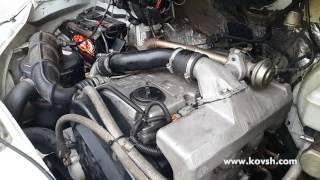 Как должен работать двигатель Steyr 560 2.1d (Газель) с отрегулированными насос-форсунками