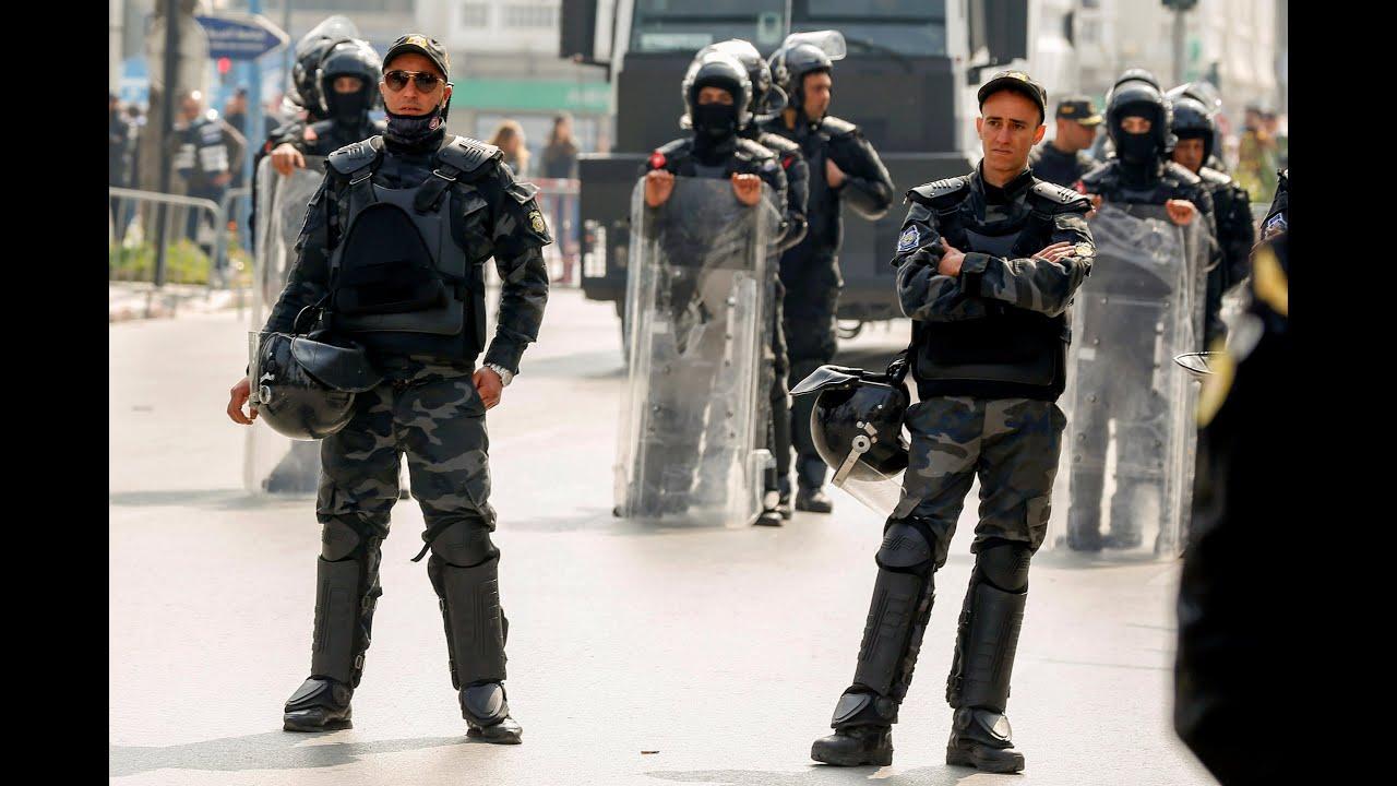 احتجاجات حاشدة في تونس من أجل إطلاق سراح الموقوفين في التظاهرات الأخيرة  - نشر قبل 2 ساعة
