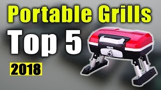 BEST 5: Portable Grills