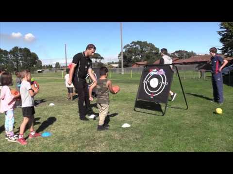 Budjeri Napan AFL9s & Auskick Community Day