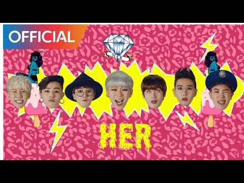 블락비 (Block B) - HER MV