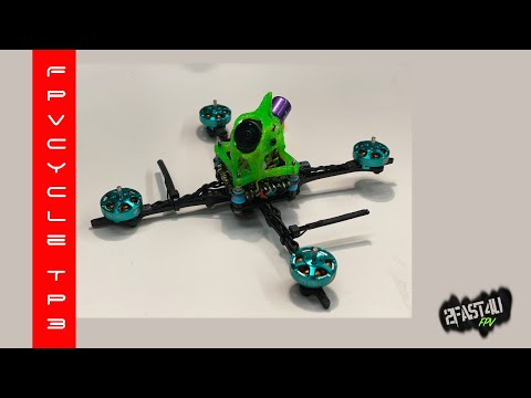 Фото FPV Cycle TP3 | Emuflight Maiden DVR