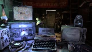 Metro 2033 - Awesome Video Game Menu HD [1080p]