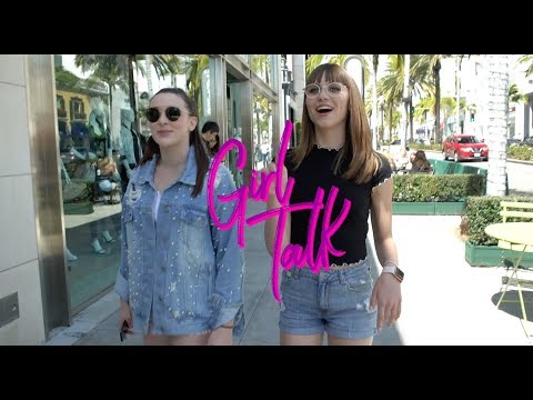 Mercer & Kendall K Vertes - Girl Talk