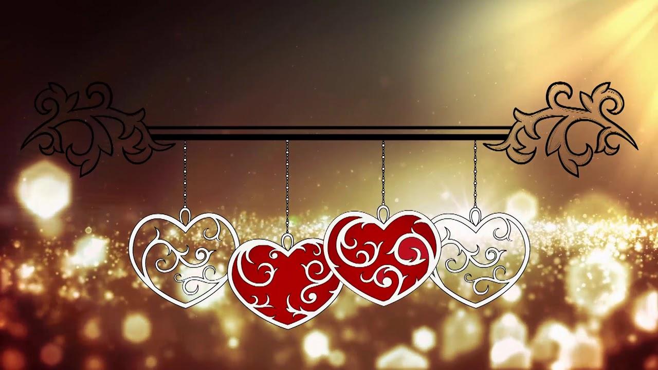 Clean Wedding Background Animation Dmx Hd Bg 235 By
