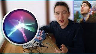 MAKING MY OWN SIRI ALEXA TEXT TO SPEECH VOICE! - LyreBird.ai