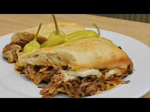 How to cook roast beef sandwiches in crock pot