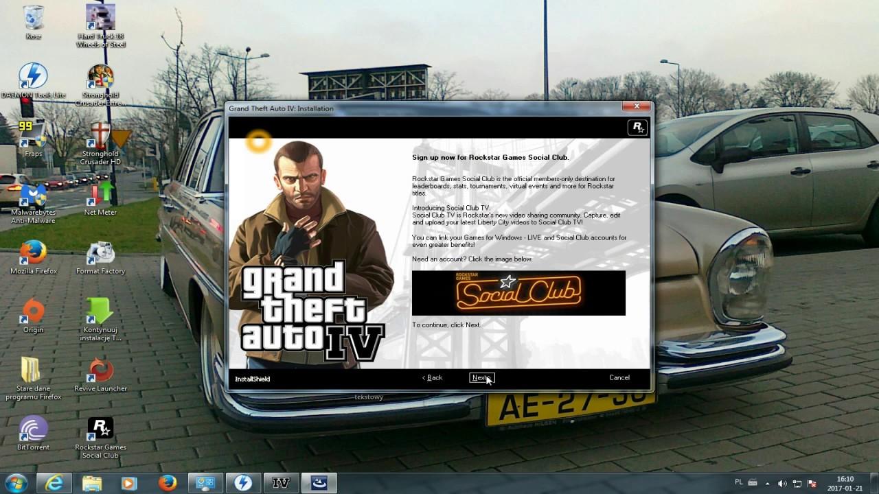 play gta 4 online free