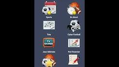 Parifoot Senegal en ligne