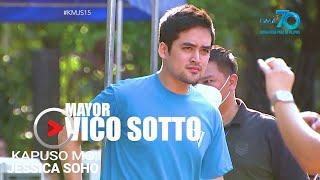 Kapuso Mo, Jessica Soho: HOT SEAT: Mayor Vico Sotto
