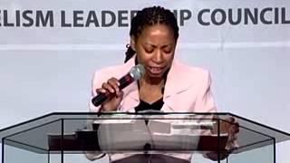 Pastor Darriel Hoy - A Woman