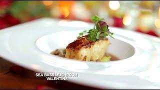 Chef's Table - Glenn Alinskie & Chelsea Olivia - Sea Bass Mushroom Valentine